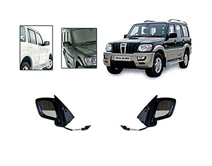 mahindra scorpio side mirror assembly manual amazon in car rh amazon in Mahindra SUV Mahindra Bolero SLX