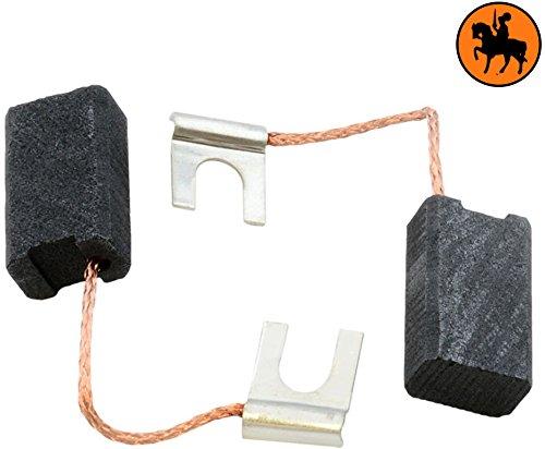 Avec ressort Balais de Charbon Buildalot Specialty ca-03-26411 pour Bosch GSB 13-6,35x10x17mm Remplace les pi/èces dorigine 1.617.014.106 cable et connecteur