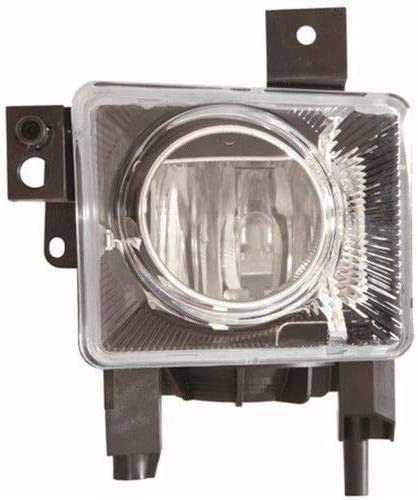 2005-2008 Elite Trade Vehicle Parts OP8036 Fog Light Lamp Vectra Design Exclusive /& Sri Models Right No Motor Compatible With Signum 2005-2007