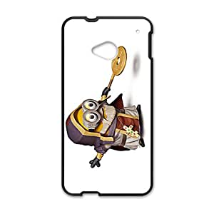 Minions Design Pesonalized Creative Phone Case For HTC M7