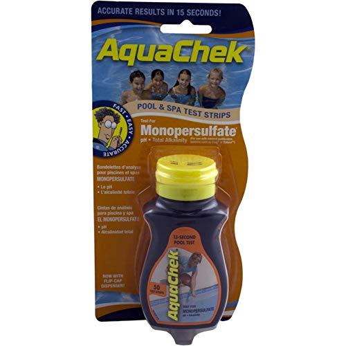AquaChek Orange 561682A Swimming Pool Spa Monopersulfate 3-i