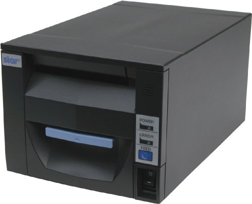 Star Micronics 37962180 Model FVP-10U Thermal Printer, Front Exit, USB, 250Mm/Sec, Auto Cutter, Internal Speaker, USB Cable, Under the Counter Connecting Kit with Power Supply, (154 Receipt)