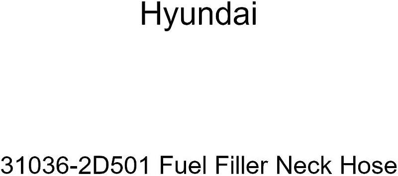 Genuine Hyundai 31036-2D501 Fuel Filler Neck Hose