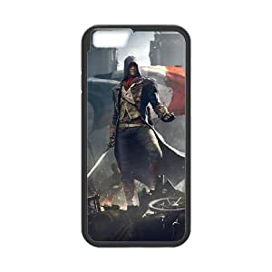 Assassin'S Creed Ii iPhone 6 4.7 Inch Cell Phone Case Black Gift pjz003_3426740