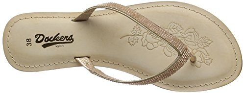 Dockers by Gerli 34fl210-107 - Mules Mujer Pink (rosa 760)