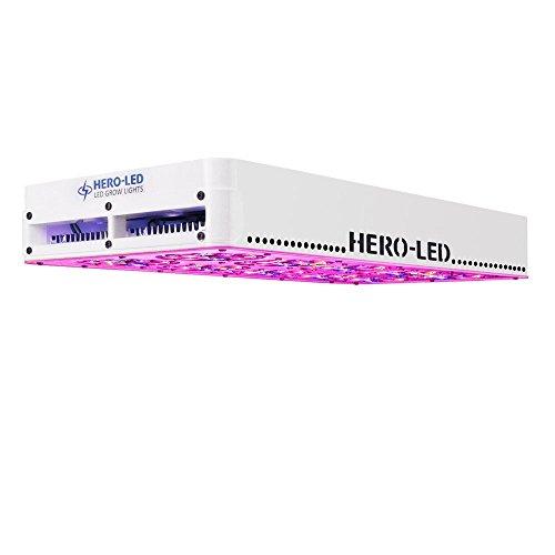 HERO-LED X3 H10-600W LED Grow Light