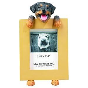 Rottweiler – 2.5″ x 3.5″ Photo Frame