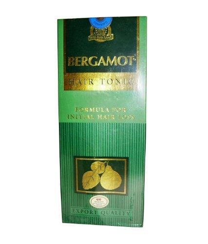 Bergamot Hair Tonic Reduces Hair Loss 200ml.