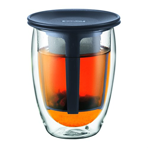 Bodum 12 Ounce Double Glass Strainer product image