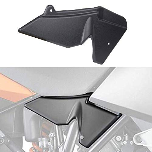 XX eCommerce Motorcycle Motorbike ABS Plastic Radiator Side Guard Infill Panels Fairing Cover Protector for KTM 1050 1090 1190 1290 Super Adventure ADV