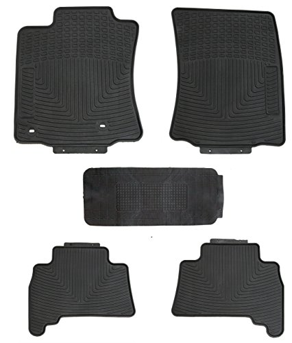 TMB Motorsports All Weather Floor Mats for Toyota 4Runner 2003-2009