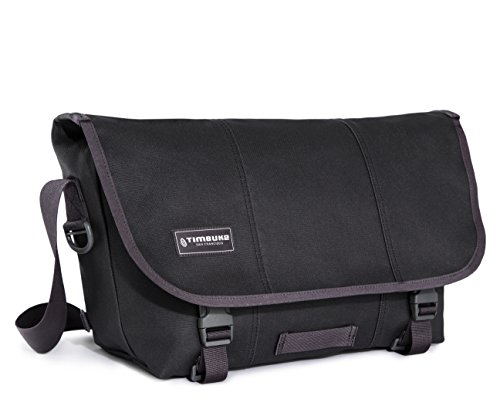 Timbuk2 Classic Messenger Bag, Heirloom Black, Medium