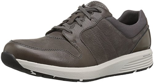 Derby Rockport Trainer Grigio Trainer scuro Sneakers qYOxEpE