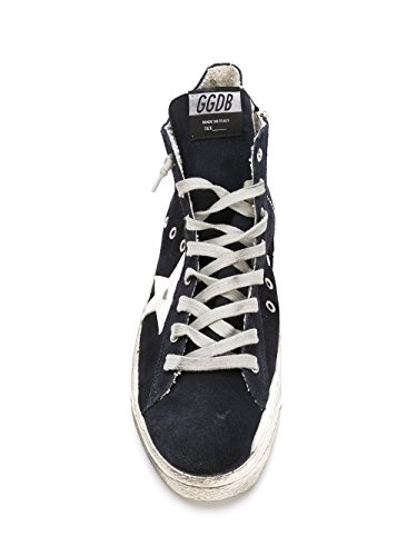 Golden Goose , Baskets pour homme bleu bleu IT - Marke Größe
