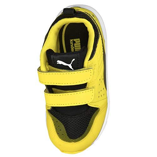 Ragazzi Basso 36088703 Collo Puma A Yellow qBRIw4