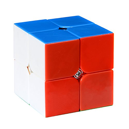QiYi 2x2 2x2x2 Stickerless Speed Cube Puzzle