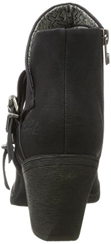 Motero Strum Blowfish Black Estilo Botas Black Mujer dSqtqfO