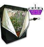 ColoGrow365 Homegrown Indoor Grow Kit, LED Grow Tent Kit