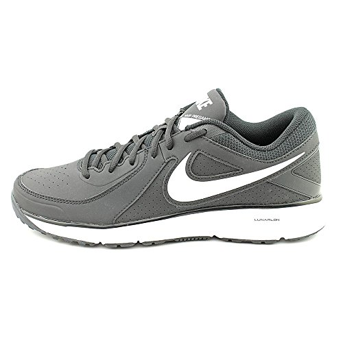 huge discount 5446e 4054d Nike Men s Lunar MVP Pregame Black White Baseball Training Shoes US 12.5 by  NIKE (