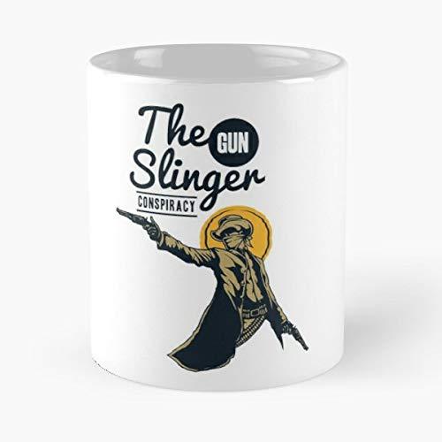 Cowboy H Tea, Coffee Mugs Funny Girf For Holiday. -