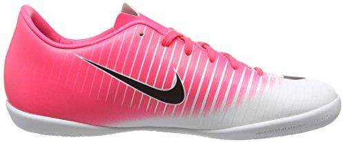 Nike Unisex-Kinder Jr Mercurialx Victory Vi Ic Fußballschuhe Pink (Racer Pink/black White White)
