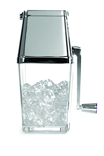 Rabbit 7177 Metrokane Rabbit Ice Crusher, Clear