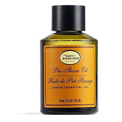 The Art of Shaving Pre-Shave Oil, Lemon, 2 fl. - Shave Essential Oil