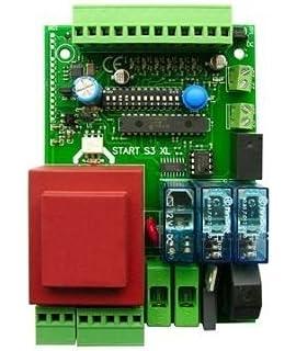 Kit Central de maniobras universal cuadro de control para motores ...