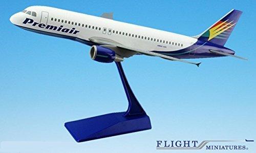 premiair-a320-200-airplane-miniature-model-plastic-snap-fit-1100-part-aab-32020c-001