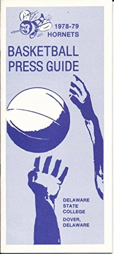 - 1978 Deleware State College Hornets College Basketball Press Media Guide