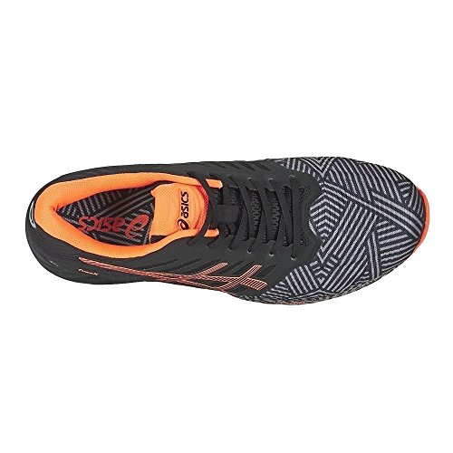Black para 7 Hombre Fuzex de Running 5 Zapatillas Asics UK Orange qwaxAZY