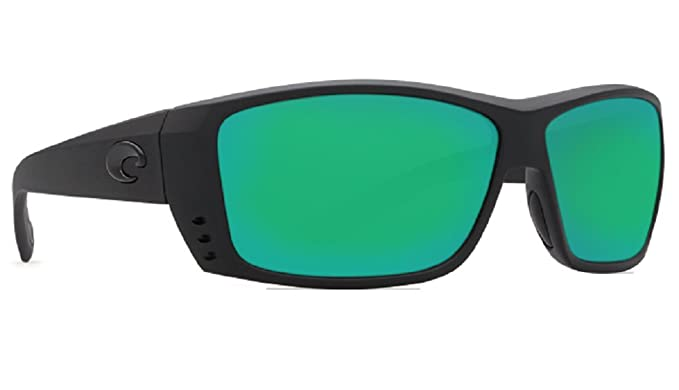 Amazon.com: Costa del Mar Cat Cay 580 g Blackout/Verde ...