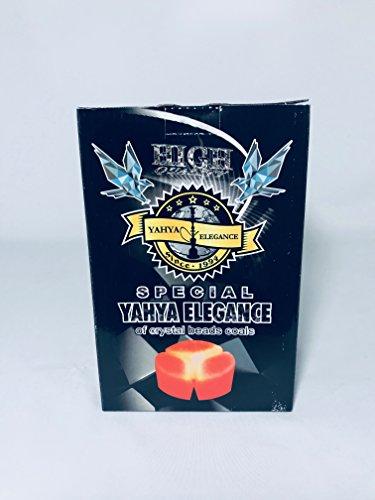 Yahya Elegance Crystal Bead Coals (72 discs) by Yahya