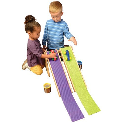 (Race and Roll Ramps)
