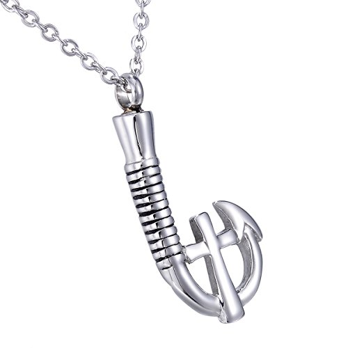 urns for ashes cross necklace - 6