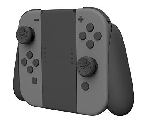 KontrolFreek Turbo Performance Thumbsticks for Nintendo Switch Joy-Con (Black)