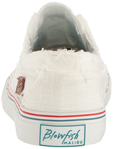 Blowfish Damen Spiel Fashion Sneaker Weiß