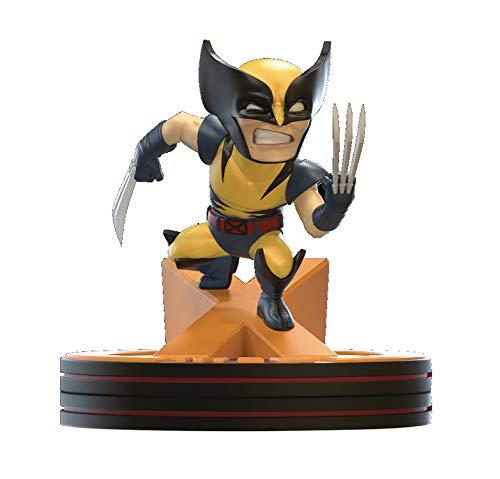 Quantum Mechanix Marvel's 80th: Wolverine Q-Fig Diorama Figure
