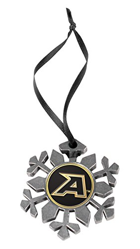 Army Black Knights Snowflake Ornament by LinksWalker