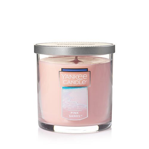 Tumbler Wax Candle (Yankee Candle Small Tumbler Candle, Pink Sands)