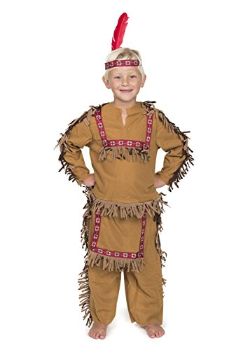 Kidcostumes.com Indian Boy (MD 6X-8) -