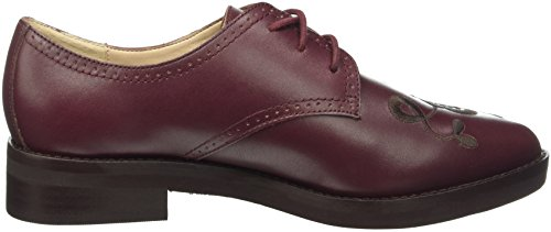 Stile French 960 Maci Connection Scarpe Zinfandel Oxford Donna Rosso qttB1r