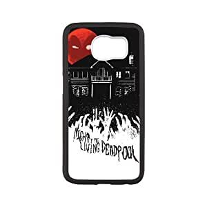 WJHSSB Customized Night of the Living Dead Phone Case For Samsung Galaxy S6 G9200 [Pattern-5]