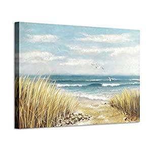 414%2BKt2L7xL._SS300_ Beach Paintings & Coastal Paintings