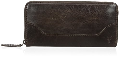 Melissa Zip Wallet, Slate by FRYE