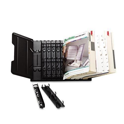 TFI50411 - Tarifold Catalog Rack Starter Kit - 12 Sections by Tarifold