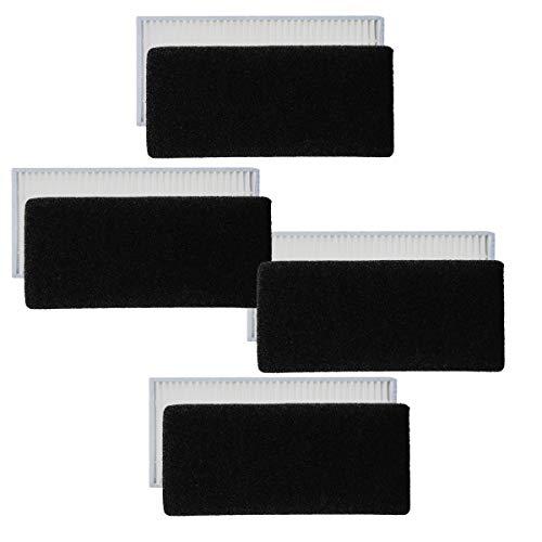 replacement filter sponges kit set
