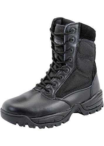 City Guard, Herren Stiefel Noir - #000000