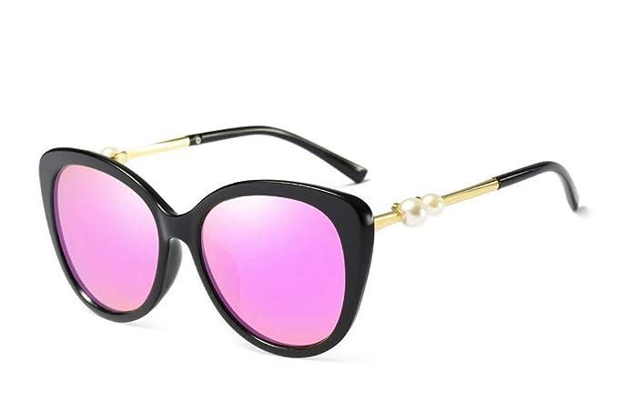 LITESIS Gafas de sol de la mariposa de la perla de las ...