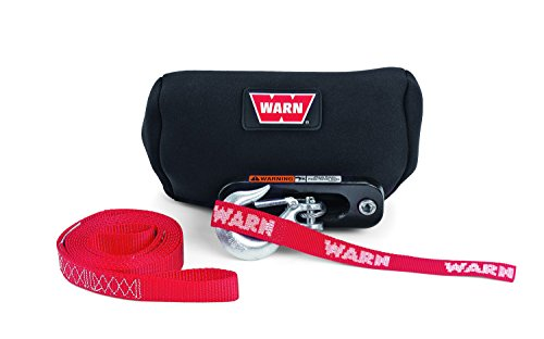 WARN 8557 Soft Winch Cover